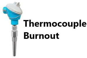 thermocouple burnout